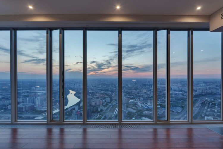 Панорамні вікна