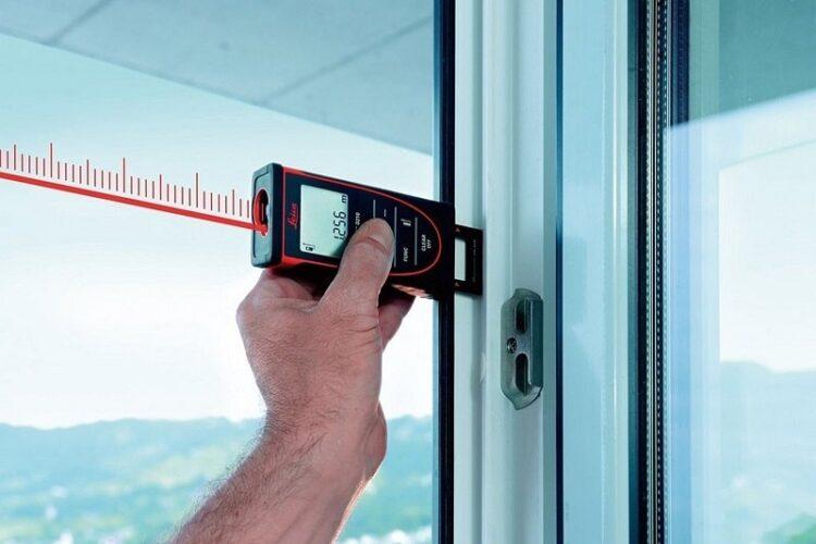 Как замерить окно самостоятельно ?