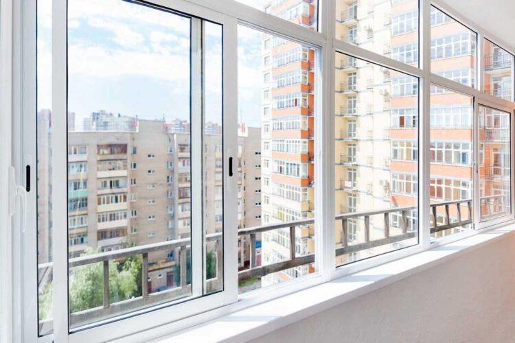 Заміна склопакета в вікні