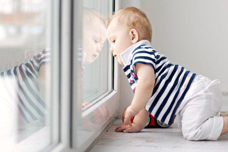 Дитячі замки на вікна
