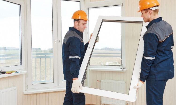 Помилки при установці пластикових вікон