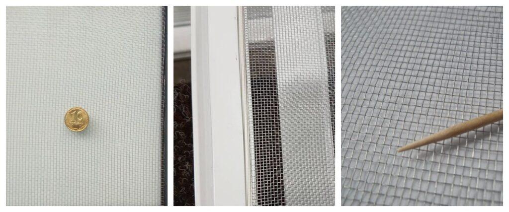 ссетки на окна антикошка