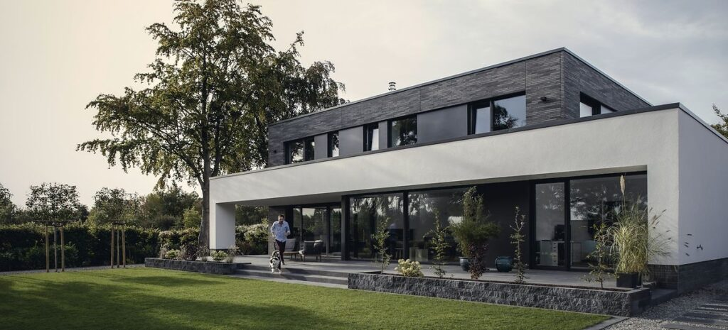 вікна для пасивного будинку Rehau Geneo