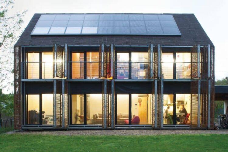 Rehau Synego и Geneo – окна для пассивного дома