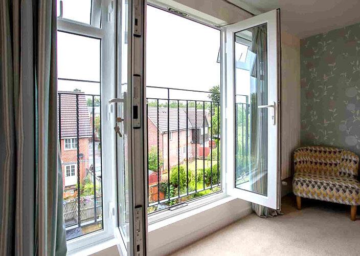 Штульпові вікна і двері